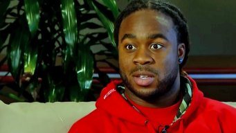 """Addae is """"Mad for No Reason"""" on Game Day"""