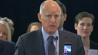 Gov. Brown: Border Wall 'Too Much' Like Berlin Wall