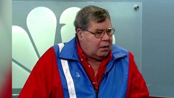 Jerry Lewis Visited NBC 7 in 2003
