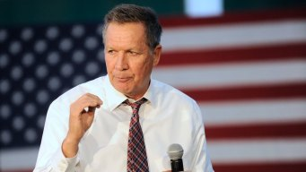 Kasich on Endorsing Trump: 'I Just Can't Do It'