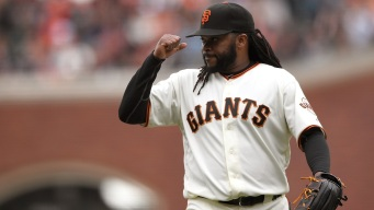Cueto Silences The Padres