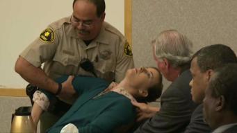 Defendant Faints After Jury Shares Guilty Verdict