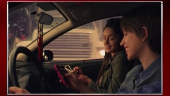 #JustDrive Campaign Shames Drivers Who Text