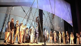 Behind The Scene: Moby Dick Opera