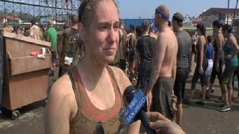 Best and Worst of Del Mar Mud Run 2011