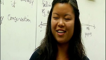 Inspirational Student of the Month: Shuyi Lao