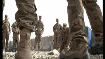 Salute to Army Specialist Ryan Stiffler