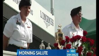 Salute to Members of the Kentucky National Guard