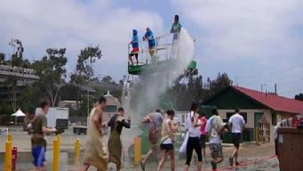 VAVi ROC Race Fire Hose Challenge: RAW VIDEO