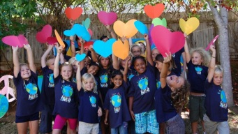 Kids for Peace Cultivates Kindness, Respect and Unity - Grows to 100+ Chapters Worldwide