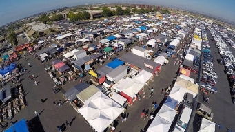 In Age of Amazon, Kobey's Swap Meet Looks to Ramp Up Events