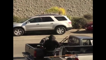Brazen Lawn Equipment Theft Caught on Camera