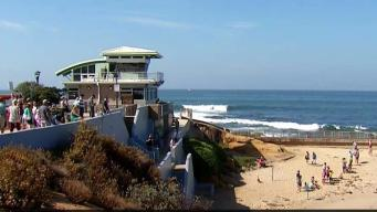 La Jolla's Renovated Lifeguard Tower Over Budget