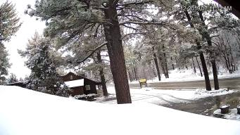 Inches of Snow on SD Mountains, Rest of County Soaked