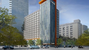 Work Starts on New $62M Downtown Hotel