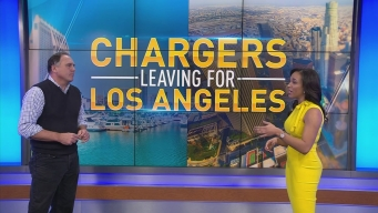 Former Chargers Player, NBC 7 Sports Director Jim Laslavic Shares Thoughts on Team's Move