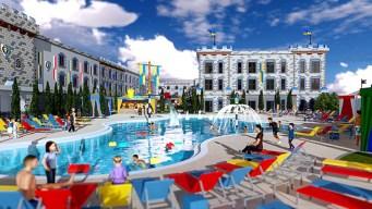 Legoland Starts Construction on Castle-Themed Hotel