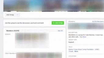 Lewd Comments on 'Mendleton' Facebook Page Raises Concern