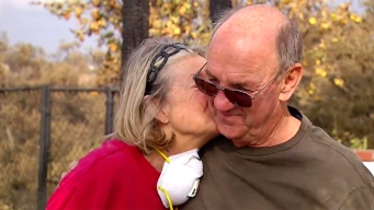 Wedding Ring Found in Lilac Fire Rubble Sparks 2nd Proposal