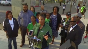 Lincoln HS Parents Speak Out in Defense of Students, School