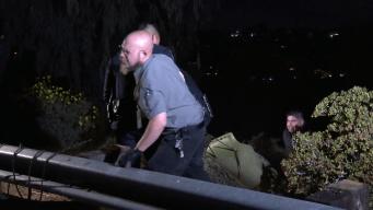 Body Found at Bottom of Canyon in Linda Vista