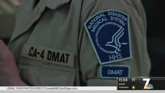 Local Disaster Medical Volunteers Return from Southeast