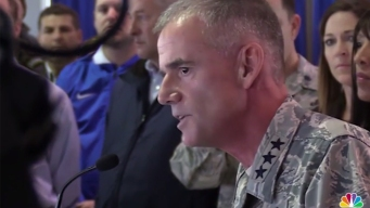 Air Force Academy Superintendent Tells Cadets to 'Get Out' If They Don't Respect Others