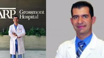 Man Arrested for Impersonating Doctor at Sharp Grossmont