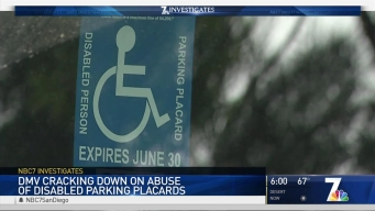 State DMV Audit Looking Into Disabled Placard Policies