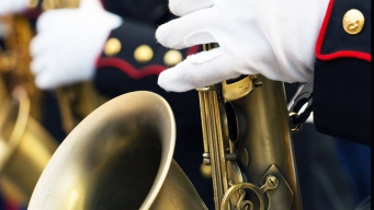 45-Piece Marine Band to Perform in Little Italy<br />