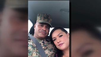 US Marine Injured Helping a Stranger in Need: Wife