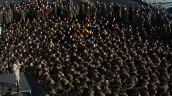 USMC Orders 'Operational Reset' After Osprey Crash Off Australia
