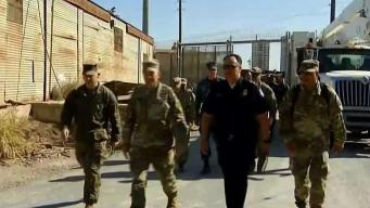 DoD Insists Troops at Border Are There Only to Support CBP