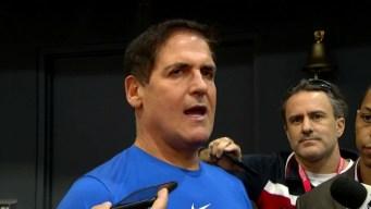 Mavs Owner Mark Cuban Denies 2011 Sex Assault Allegation