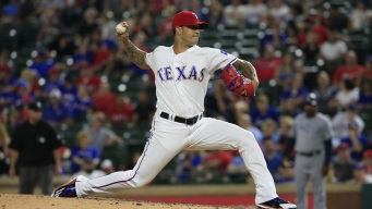 Matt Bush Earns Save Against Padres