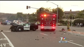 4 Injured in DUI Crash in Carlsbad