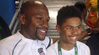 Boxer Stevenson Advances to Gold Medal Match After Forfeit