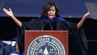 FLOTUS Urges Grads to Vote to Protect Civil Rights