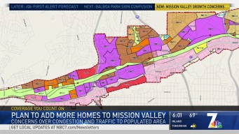 Residents Question Mission Valley Community Plan That Calls for 28,000 Homes
