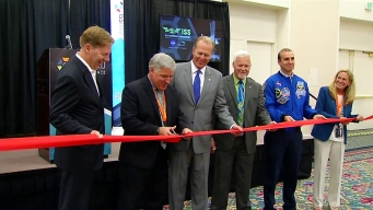 San Diego CONNECTs with Space Station