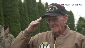 3 San Diego Veterans Return to Normandy 75 Years After D-Day