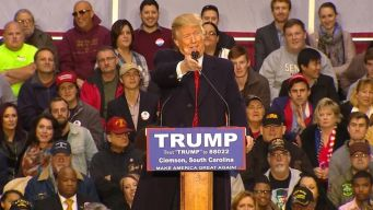 Presidential Campaigns Turn to South Carolina