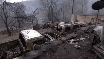 Death Toll Rise to 13 in Tennessee Wildfires