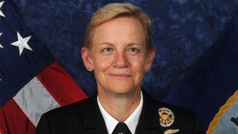 First Woman to Command U.S. Third Fleet