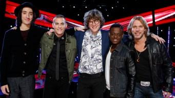 """The Voice"" Recap: Top Five Announced"
