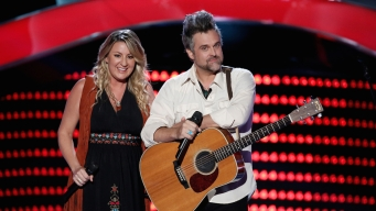 'The Voice': Blind Audition Marriage Proposal