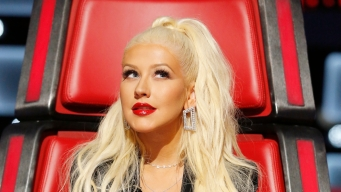 'Voice' Coaches Think Aguilera Has 'Team to Beat'