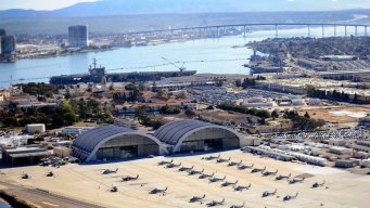 Loud Noise Alert in Coronado on Monday and Tuesday: Navy