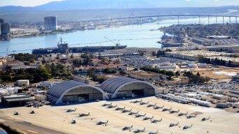 Navy Security Training Underway in San Diego May Cause Delays
