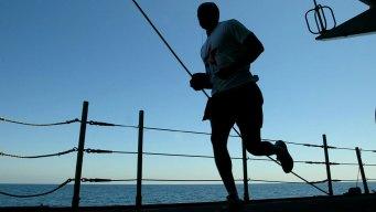 Navy's Physical Fitness Program Revamped